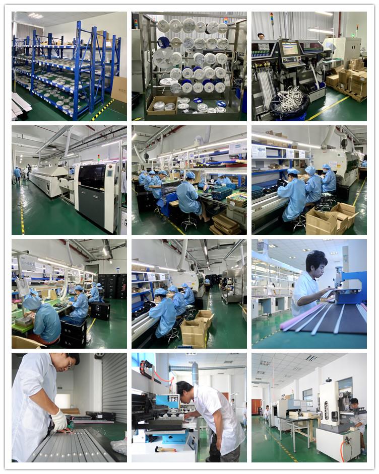 Hot sale factory direct 24v led under cabinet strip light