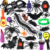 Halloween Toys Set Novelty Non-Toxic Kids Gifts Toy Assortment Wind Up Toys For Party Favors Trick Or Treat