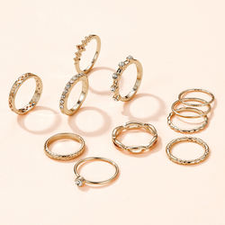 Hot sell ring wholesale bulk jewelry gold ring lad
