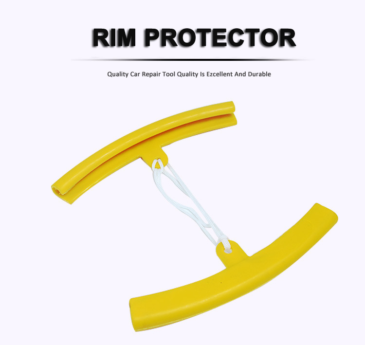 2xWheel Rim Edge Protector Saver Tyre Tire Change Tool for Motor Dirt Bike