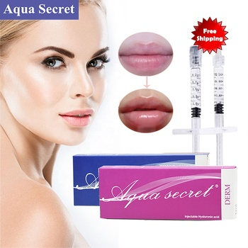 Aqua Secret Plump up hyaluronic acid Dermal Filler lip Injections