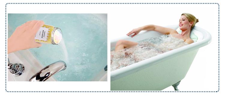 Top Sales Bath Oil Beads with Essential oil For Spa Bath Caviar Custom Scent