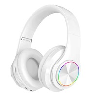 2020 Best Sell Wireless Noise Cancelling Headband Cheaper Sports Stereo Headset Foldable Deep Bass Bluetooth Earphones Headphone