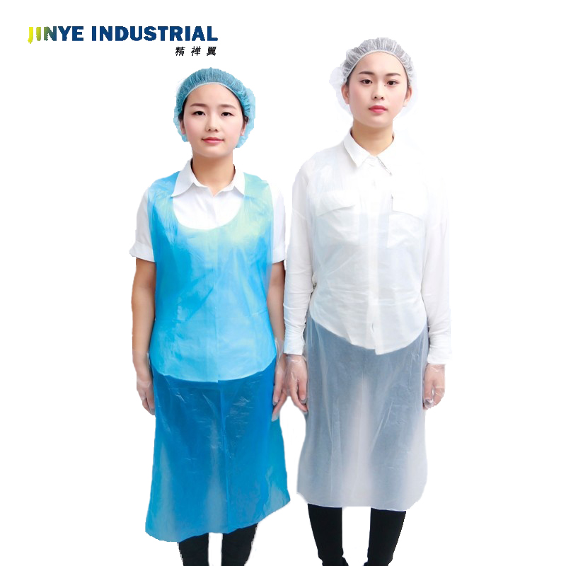 Non medical plastic gown disposable cpe gowns waterproof isolation gown - KingCare | KingCare.net