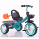 Hot-selling children's tricycle with small shovel and rear basket