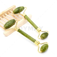 New Product Best Low Price High Massage Natural Facial Green Quality Private Label Anti Aging Body Jade Stone Roller