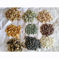 decorative garden colored pea gravel stone price for landscaping