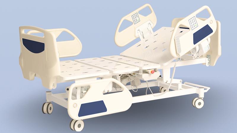 Coinfycare JFD49 CE/ISO 공장 직접 손 제어 병상 병원 장비