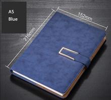 Винтажный Мягкий ноутбук искусственная кожа классический размер письмо для путешествия дома офиса Schoo Padfolio Пряжка Органайзер CZ0042(Китай)