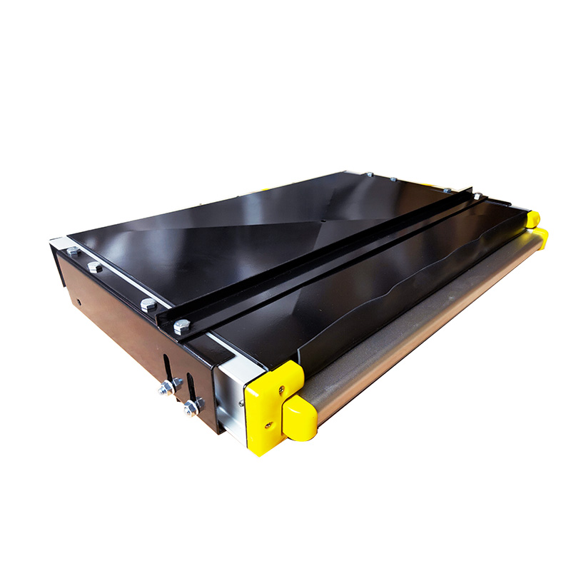 High quality Manual Aluminium Alloy Folding double step stread Manual for RV motor accessories