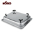 Wholesale cheap stainless steel food tray /serving tray /buffet dish