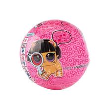 Lols куклы сюрприз мяч с оригинальным шариком DIY игрушка игрушки для детей(Китай)