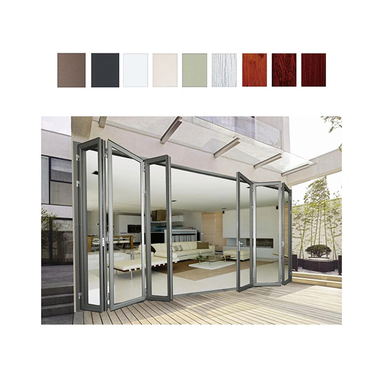 New 3 layered slide door 2018 latest window grill design 2017 hot products Best Quality with price