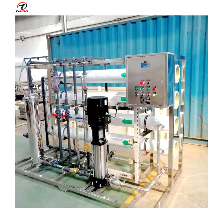 Commercial water purifier reverse osmosis water purification systems ro treatment system