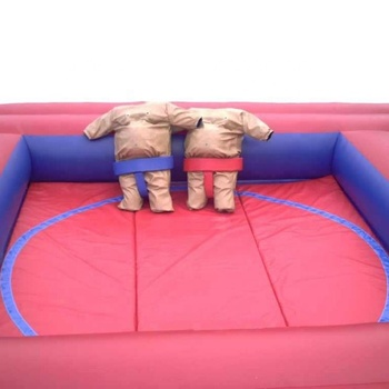 Cheap Sumo Wrestling Suits,Sumo Suit with Inflatable Ring fighting inflatable sumo suit for sale