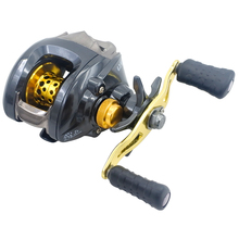 HONOREAL 12 + 1BB Manopola di Gomma <span class=keywords><strong>Baitcasting</strong></span> Impermeabile di <span class=keywords><strong>Alluminio</strong></span> Bobine di Pesca