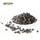 New Crop Chinese Healthy Dried Fruit Black Goji Berry For Tea