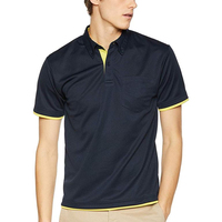 stylish tshirts polo with logo custom logo printed coaches