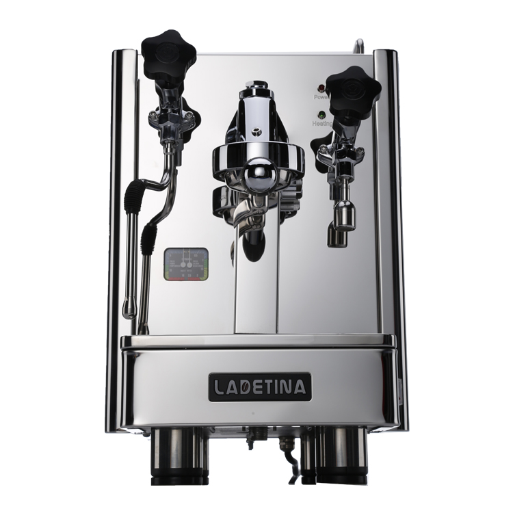 Ladetina Espresso Coffee Machine/manual Control Coffee ...