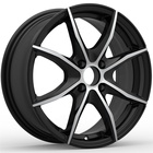 A021 Best price made in China customized 16x6.5j inch alloy wheels original equipment passenger car rims for sale