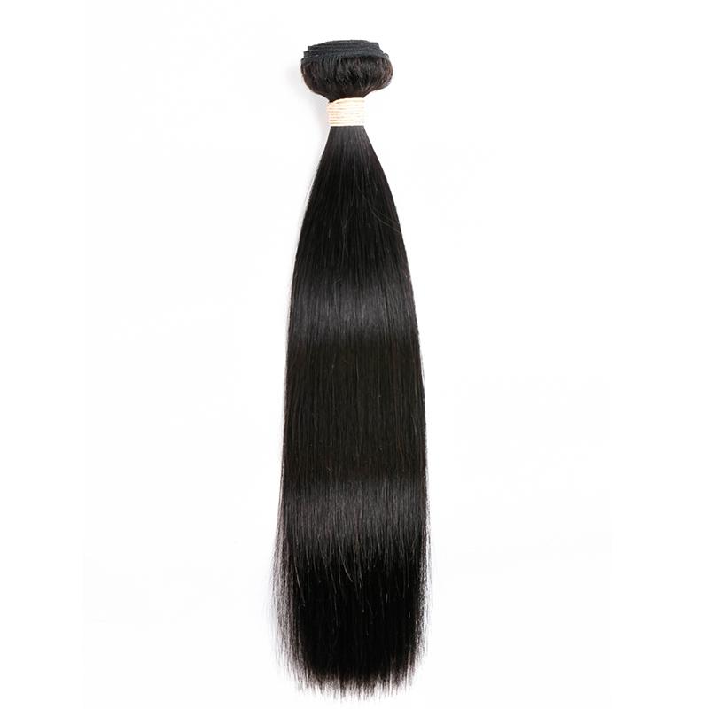 Wholesale High Quality Straight Wave 100% Brazilian Virgin Human Hair Bundles