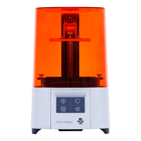Nova3d Elfin2 best budget 3d printer LED UV Resin high precision 3d metal mini printer for diy education