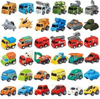 ZQX144 Promotional Plastic rc Small Toy Car Cartoon Mini Car For Gift Kids Toys