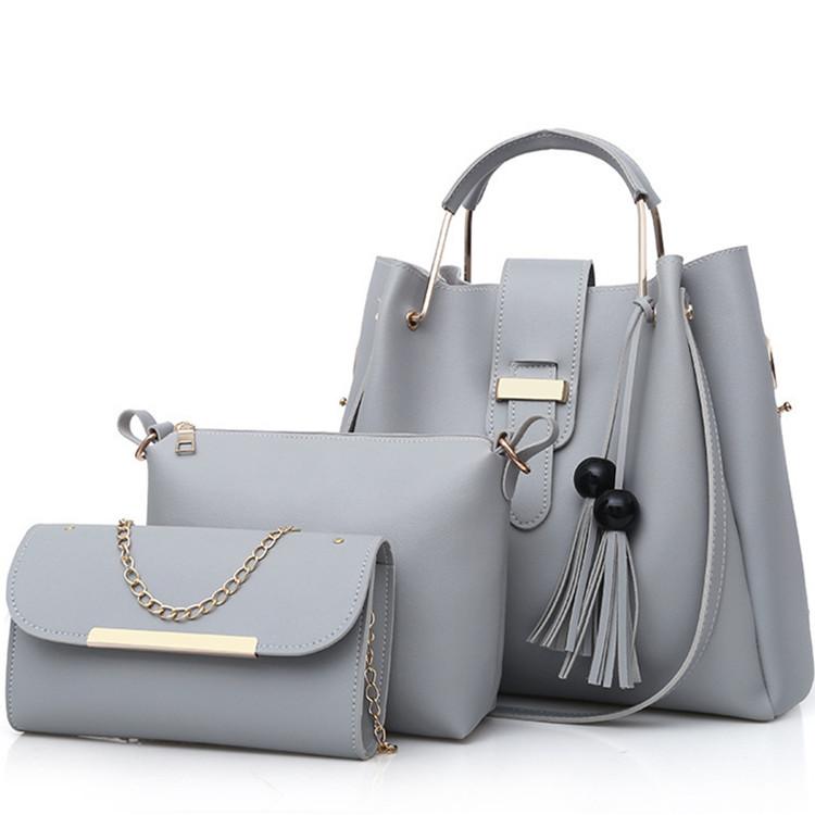 Venta al por mayor bolsos cuero para mujer Compre online los