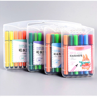Washable watercolor pen set DIY painting graffiti color pen