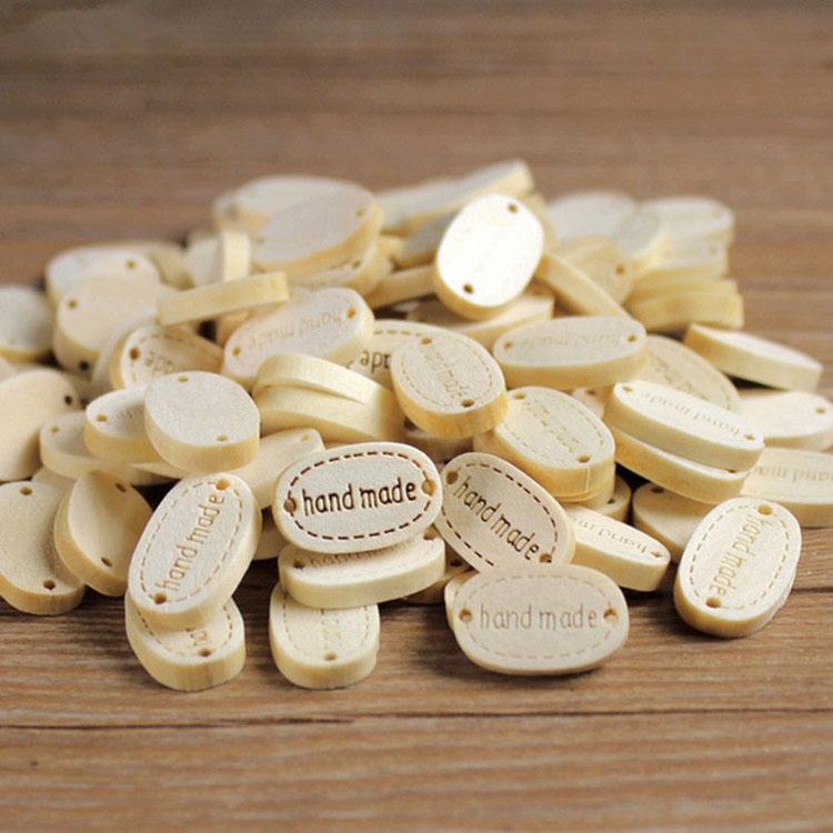 DIY костяная форма деревянный чип детский ручной Скрапбукинг вечерние день рождения поставки Свадебные украшения ручная работа граффити кнопка