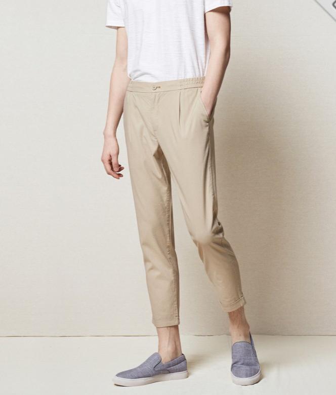 Pantalones De Lino Hasta El Tobillo Para Hombre Ropa Informal Nuevo Diseno 2020 Buy Pantalones Hasta La Rodilla Product On Alibaba Com