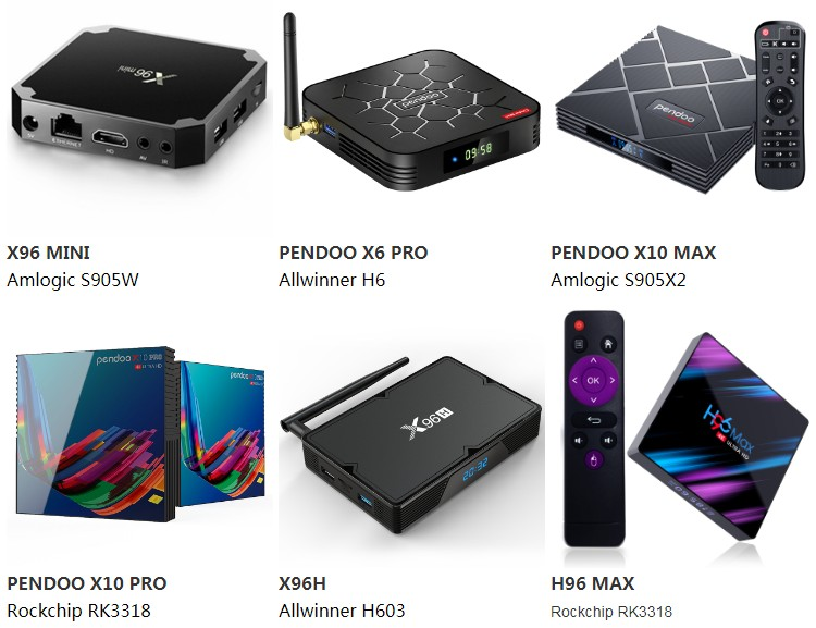 Smart TVBox H616 2.4G Wifi HDR 4K H.265 RAM 4GB 32GB ROM Pendoo T95 Media Player Set Top Android 10.0 Tv Box