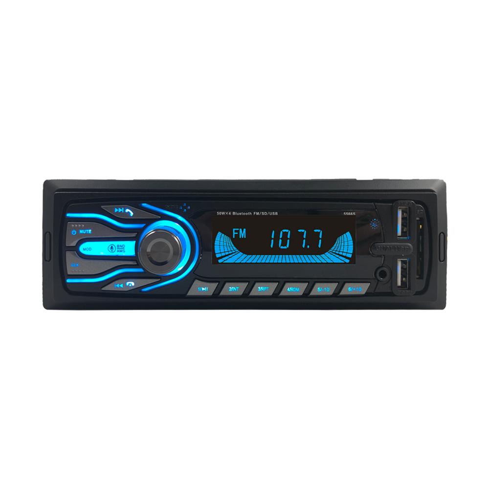 Autoestereo Bluetooth Mp3 Usb/sd Am Fm