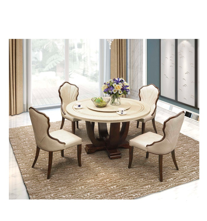 4 Seater 6 Seater Marble Top Dining Table With Dining Chairs Buy Massief Houten Eettafel Ronde Marmeren Eettafel 10 Zits Eettafel Product On Alibaba Com