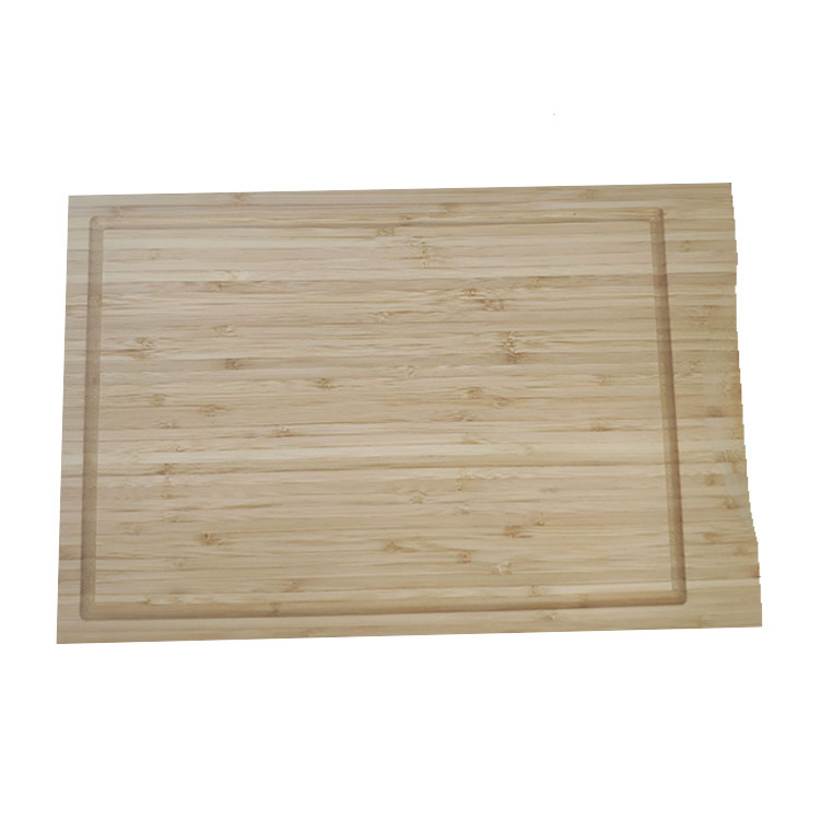 Kitchen Bamboo Cutting Board Knife Friendly For Chopping Meat And Vegetables