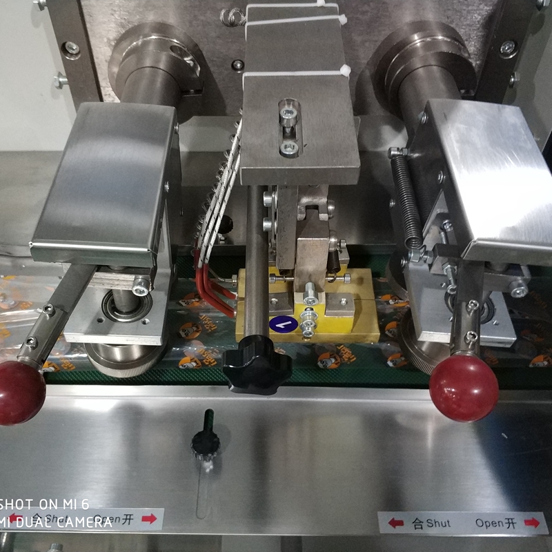 Commercial Competitive price pillow packing machine