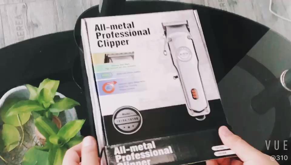 Professionale Ricaricabile Cordless Tagliatore di Capelli/Capelli trimmer per gli uomini e bambini di prezzi all'ingrosso