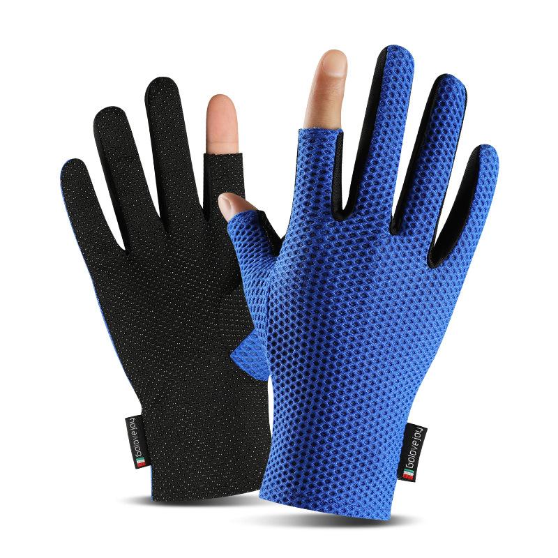 Professionelle Neopren Anti Rutsch Angelhandschuhe Ein Finger Handschuhe