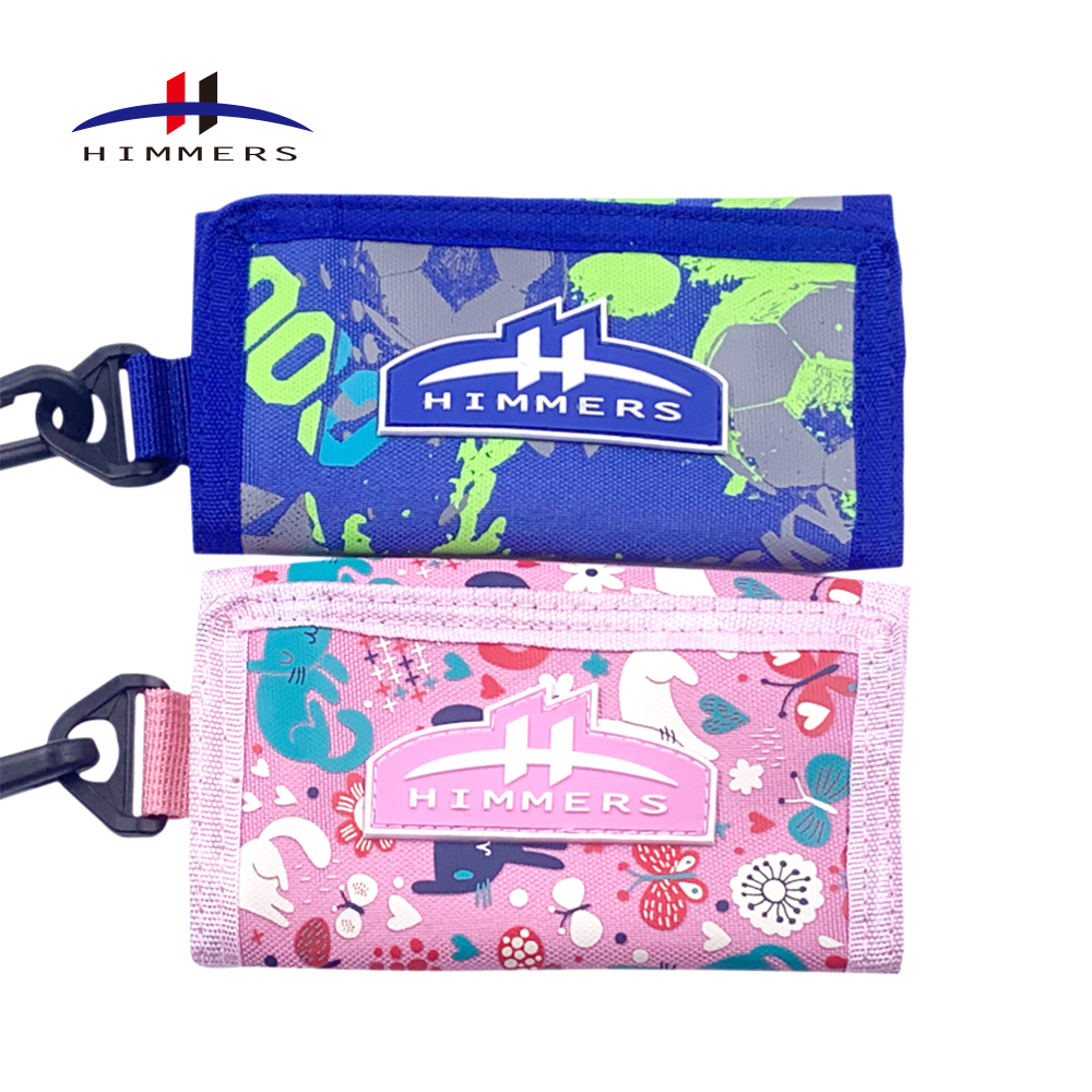 Stylish Design China Reliable Manufacturer Custom Logo Kids Cute Wallet