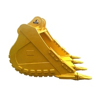 1.6CBM rock bucket for Komatsu PC360 excavator