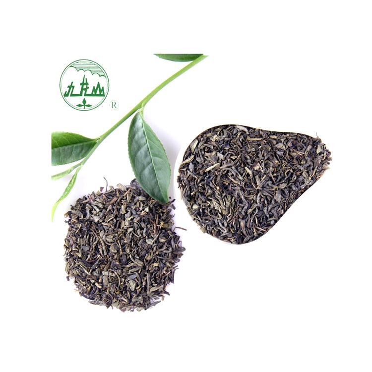 Natural Bulk High Good Quality China Famous Chunmee Certification Organic Green Tea 9366 - 4uTea | 4uTea.com
