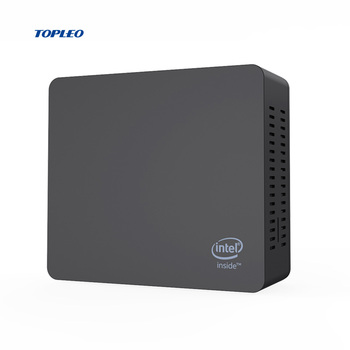Topleo Personalizzare AP45 Intel Apollo Lago Pentium J4205 dual nic window10 ubuntu linux mini pc