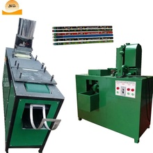 Gerecycled Afval Krant Recycling Machines Potlood Stick Rolling Potlood Product <span class=keywords><strong>Making</strong></span> <span class=keywords><strong>Machine</strong></span> Prijs Te Koop