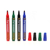 GXIN Competitive Price Long Cap-Off Time Oil Based Waterproof Permanent Marker pen