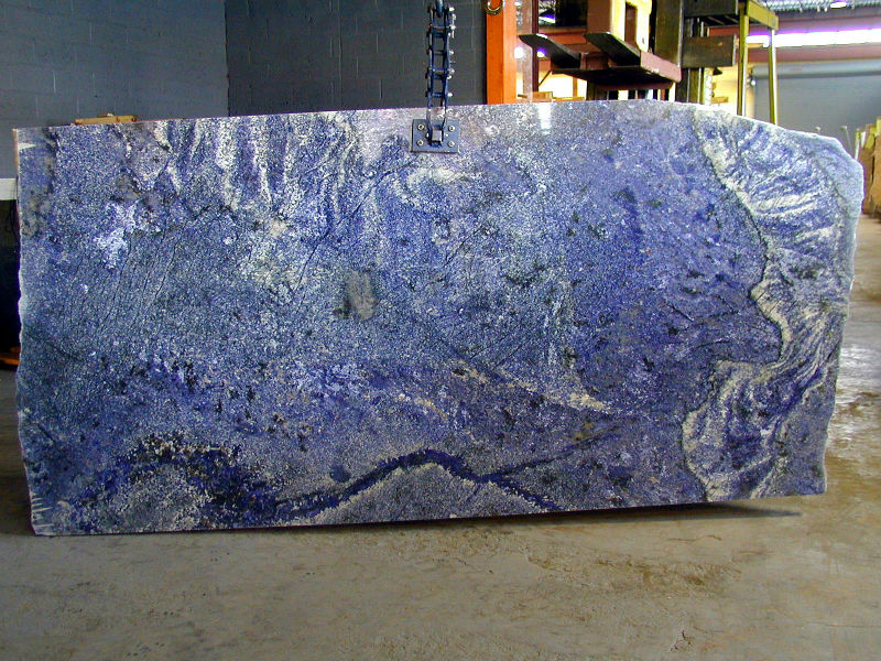 חם מכירות Azul באהיה גרניט/כחול באהיה גרניט סלון משטחי