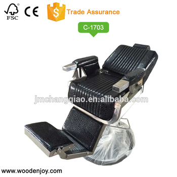 High quality All stainless steel man barber chair/A-016 hairdressing chair/hair salon equipment/barber chair