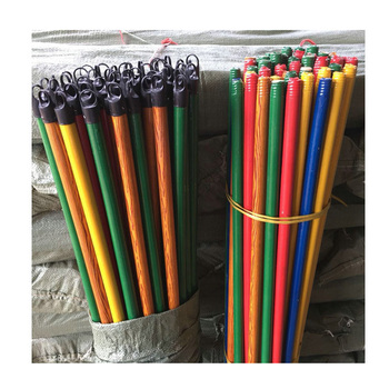 Household items wooden broom pole for sale
