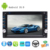 Quad-core Android 10,0 GPS coche Radio Estéreo doble din GPS de 6,2 pulgadas Multi-Touch pantalla DVD Player1080P vídeo espejo enlace Wifi