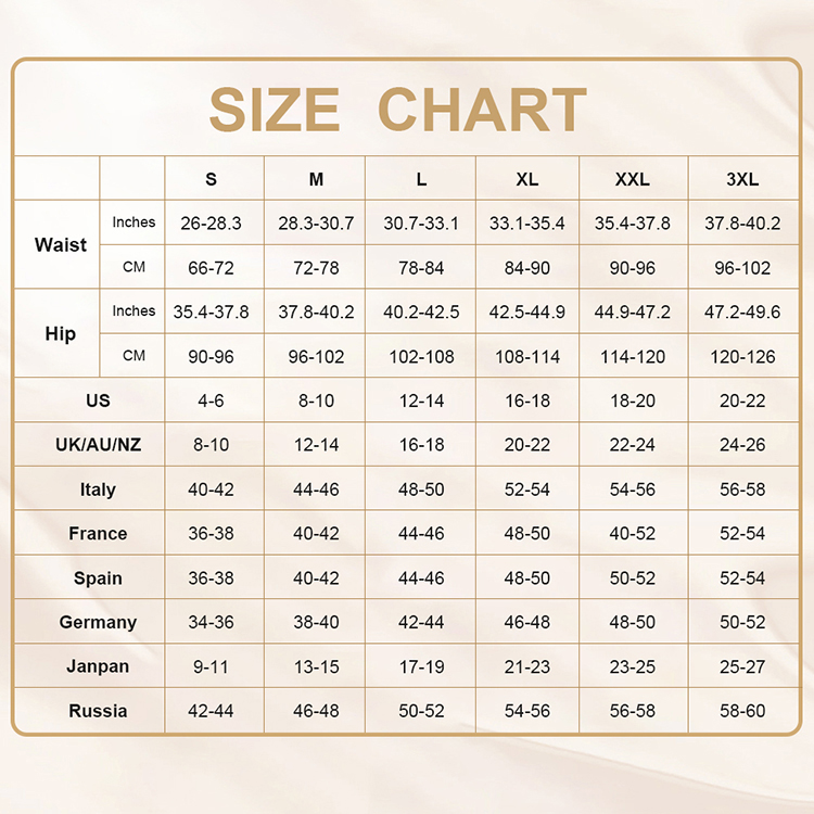 New Design Compression Elasticity Soft Women Fat Belly Control High Waist Seamless Butt Lifter Shapewear