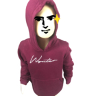 100%cotton winter hoodies for men and women parent-child outfit custom family sweet clothing kids pullover hoodies